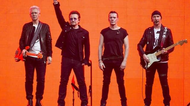 Gehören zu den Großverdienern im Pop-Business: die irische Band U2.