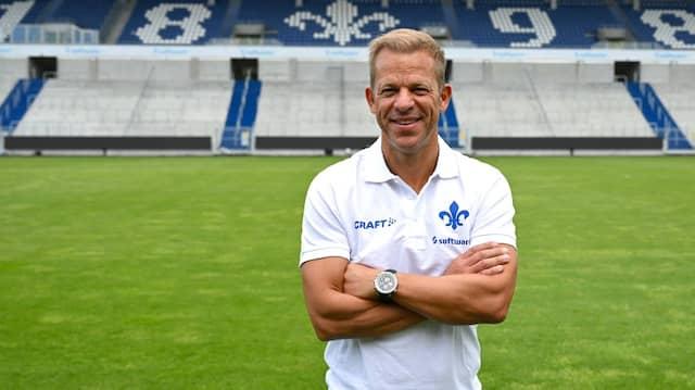 Herausforderungen vor dem Saisonbeginn: Darmstadt-Trainer Markus Anfang hat viel vor sich.