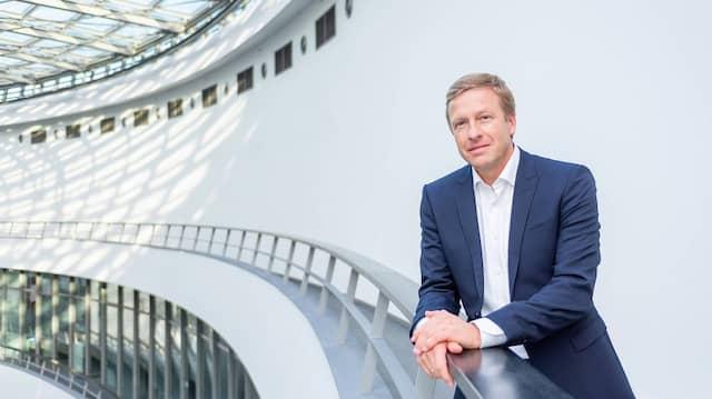 Oliver Zipse, 55, steht seit August an der Spitze des Münchner Autoherstellers BMW.
