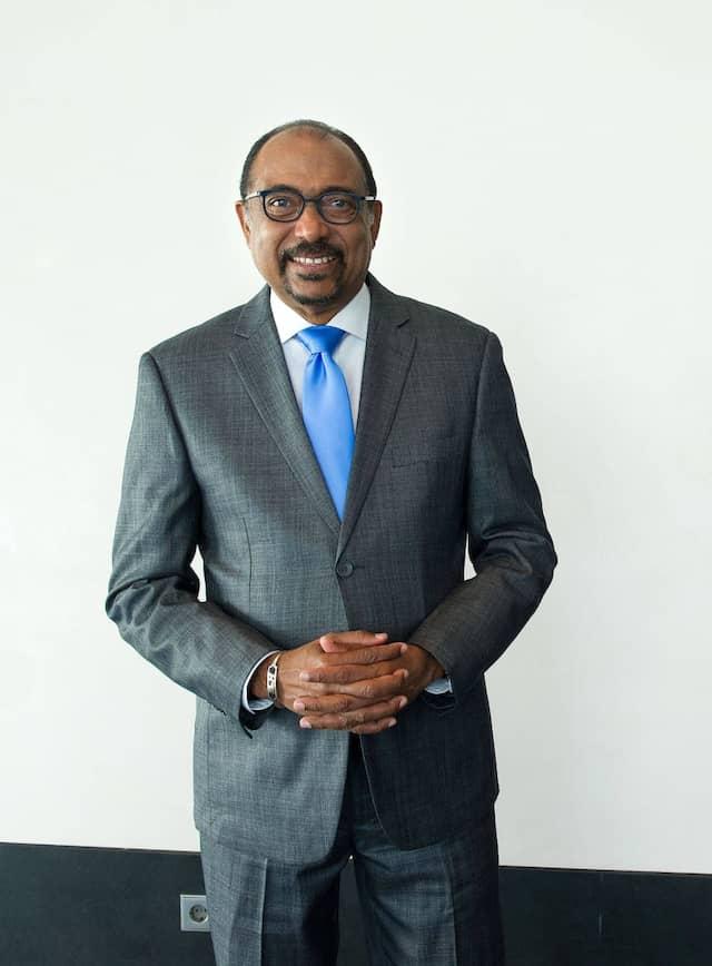 In heikler Mission: UN-Aids-Chef Michel Sidibé