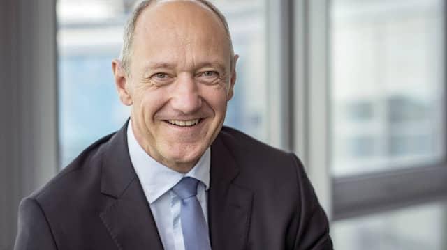 Hat sein Team zusammen gestellt: Der neue Vorstandschef von Siemens, Roland Busch.