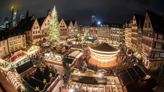 Goetheturm Frankfurt Weihnachtsmarkt.Liebsten Weihnachtsmarkte Der F A Z Redakteure