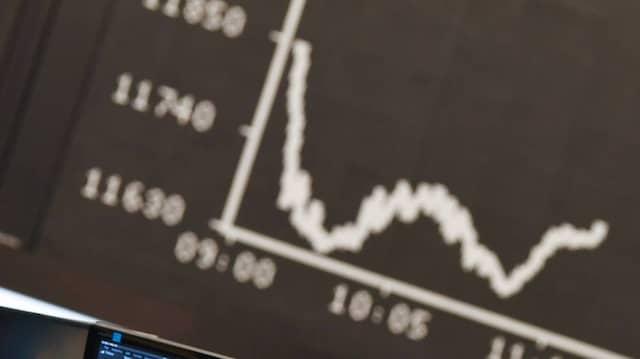 Die Partystimmung ist am Schweizer Aktienmarkt vorbei: Im September sackte der Swiss Market Index (SMI) um 8 Prozent nach unten. (Symbolbild)