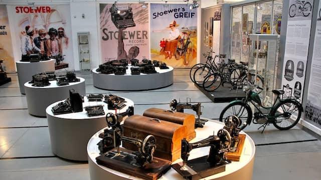 Stoewer baute nicht nur Autos.