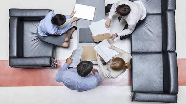 Teamwork braucht zum Gelingen nicht nur Harmonie (Symbolbild).