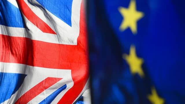 Die Brexit ist Anlass für die Briten, zum Pfund zurückzukehren.