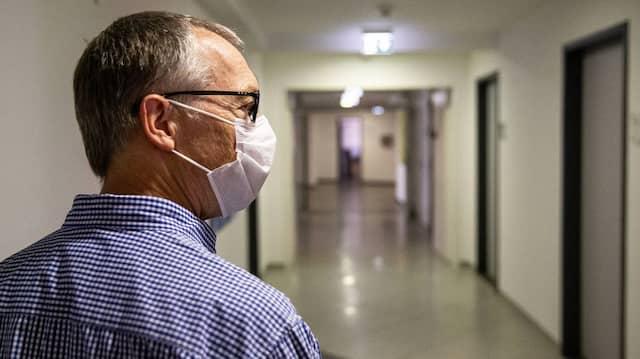 """René Gottschalk: """"Bei Covid-19 wird in dem Moment, in dem der PCR-Test positiv ist, jeder positive Test zu einem Fall, der beim RKI gezählt wird"""""""
