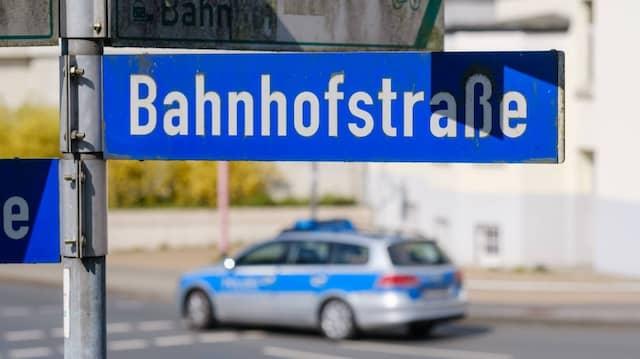 Aus dem Hinterhalt: Ein 29 Jahre alter Mann soll einen Jugendlichen auf der Bahnhofstraße in Celle erstochen haben