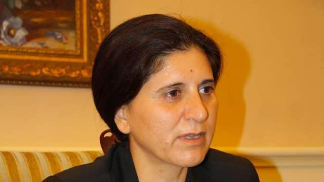 Asya Abdullah, kurdische Politikerin