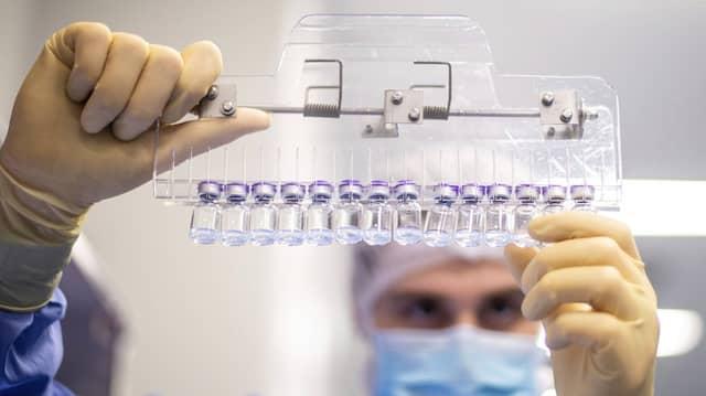 Wirksam auch bei jüngeren Kindern: der Impfstoff von BioNTech/Pfizer