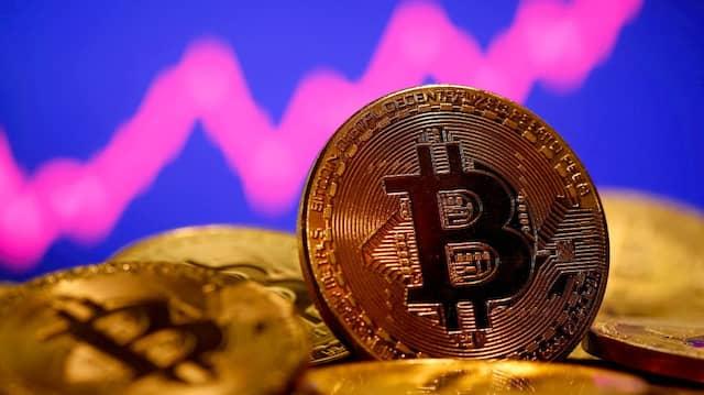 Steil nach oben: Der Coinbase-Börsengang ist ein Meilenstein für Digitalwährungen.