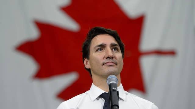Wird Kanadas Sunnyboy Justin Trudeau trotz Kratzern in Saubermann-Image wiedergewählt?