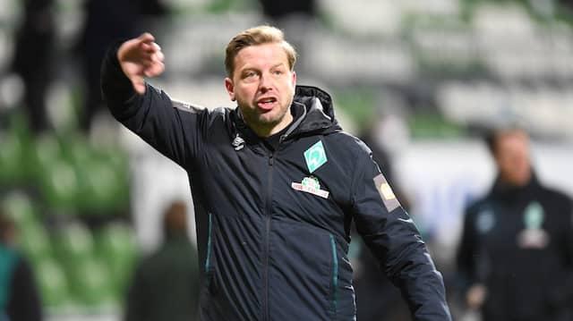 Werder-Trainer Florian Kohfeldt