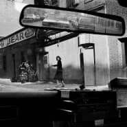 "Joseph Rodríguez: ""220 West Houston Street, NY 1984"""