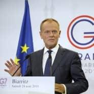 EU-Ratspräsident Donald Tusk