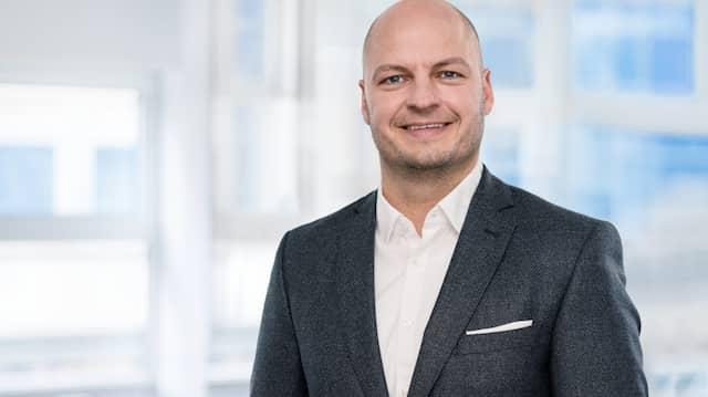 Tilo Hacke, 48, ist Privatkundenvorstand der Online-Bank DKB.