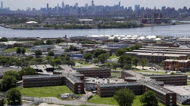 Überdurchschnittlich viele Corona-Infizierte: New Yorks Gefängnisinsel Rikers