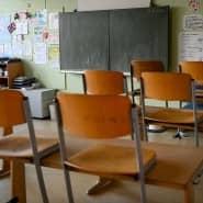 Leere im Klassenzimmer: Abermals müssen die Schulen wegen der Pandemie schließen.