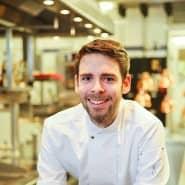 Neuer Küchenchef: Tobias Schmitt ist seit März im Parkhotel Favorite in Mainz