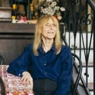 Künstlerin, Illustratorin, Textildesignerin: Esther Shakine hat sich in Israel ein neues Leben aufgebaut.