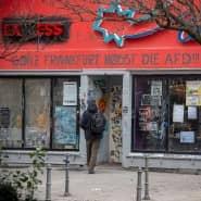Treffpunkt der Autonomen-Szene: Auch am Café Exzess könnte der Angeklagte Feuer gelegt haben.