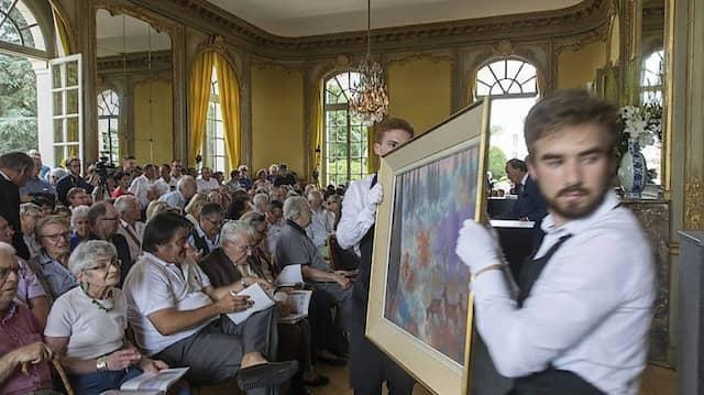 Ob Kunst, Frequenzen oder Zertifikate für CO2-Emissionen – über Auktionen lässt sich vieles verkaufen.