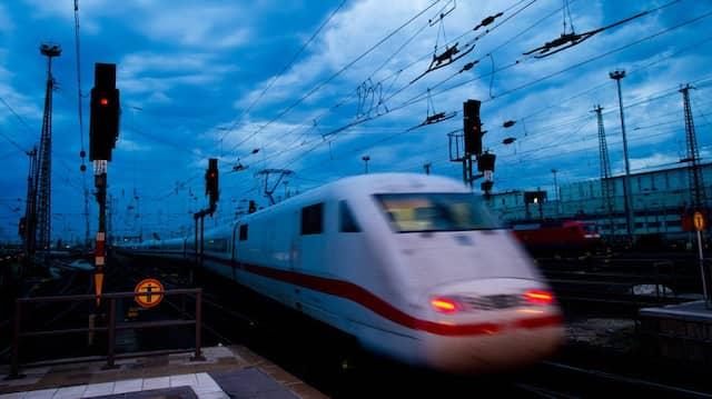 An der ICE-Strecke von Berlin nach Hannover fanden die Ermittler einen Sprengsatz.