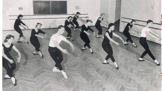 Frankfurter Tanzgeschichte um 1960