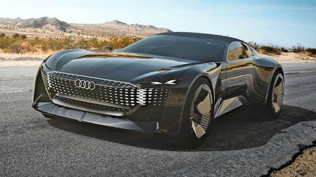 Rein elektrischer Fünfmeter-Roadster ...
