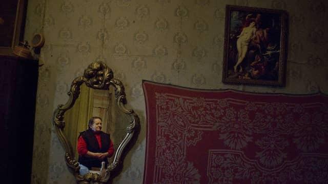 """Dmitry Gomberg: """"Valentina"""". Aus der Serie """"Nachbarn"""", 2008"""