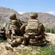 Amerikanische Soldaten vergangenes Jahr im Einsatz in Afghanistan