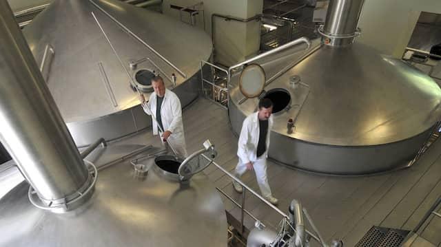 Sauber: Die Wernesgrüner Brauerei im gleichnamigen Ort im Vogtland wurde vom dänischen Carlsberg-Konzern übernommen.