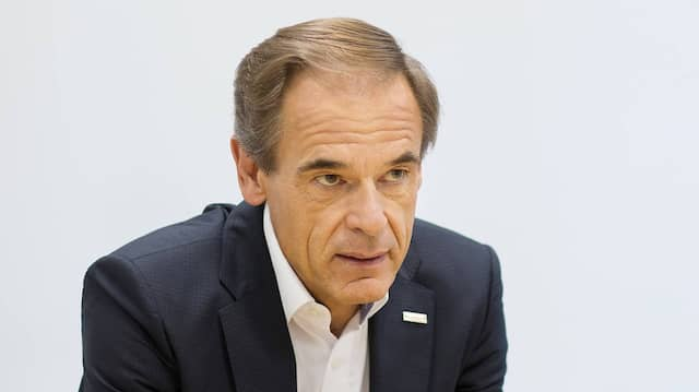 Volkmar Denner, Vorsitzender der Bosch-Geschäftsführung