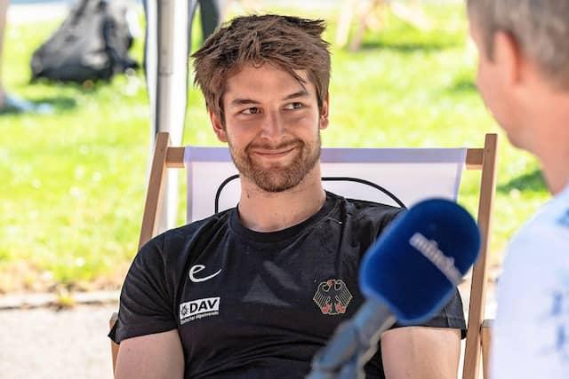 Sportklettern: Jan Hojer, 29 Jahre