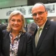Beuth und Ziegler-Raschdorf: Die Opposition spricht von Vetternwirtschaft.