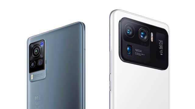 Vivo X60 Pro und Xiaomi Mi 11 Ultra