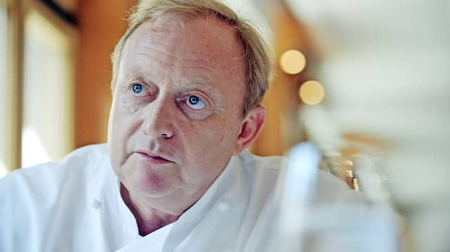 Alfons Schuhbeck (72), einer von Deutschlands prominentesten Köchen