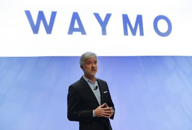John Krafcik tritt als Waymo-Chef zurück