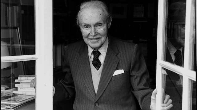 Maurice Genevoix im Jahr 1979