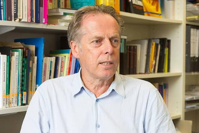 Heino Stöver, Sozialwissenschaftler, leitet das Institut für Suchtforschung an der Frankfurt University of Applied Sciences.
