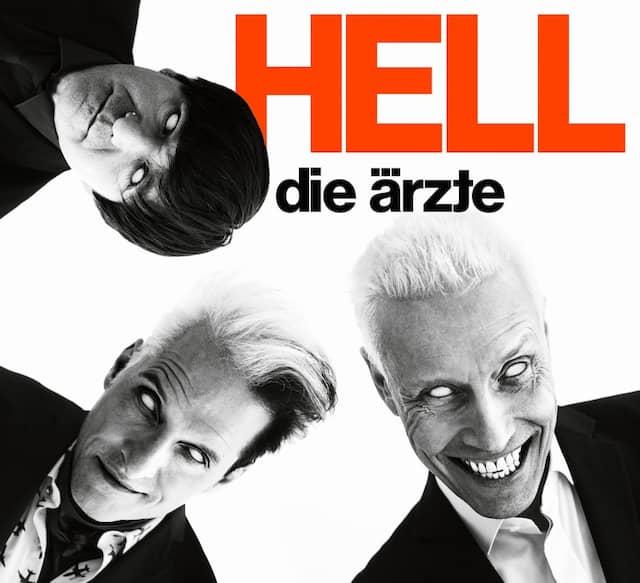 """Können diese Augen lügen? Das neue Ärzte-Album """"Hell"""""""
