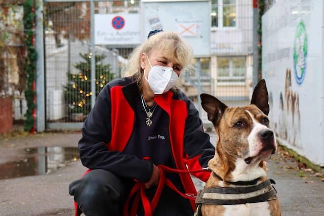 Simone Faust ist stellvertretende Leiterin des Frankfurter Tierschutzvereins.