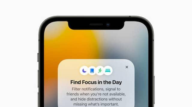 """Für das iPhone dürfte der """"Fokus"""" für viele Nutzer eine Wohltat sein."""