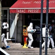 Polizeieinsatz in Romans-sur-Isère