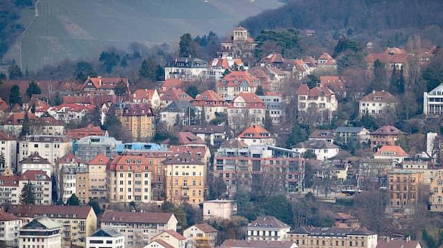 Wie teuer wird die Grundsteuer? Wohnhäuser in Stuttgart