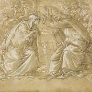 """Kleinod aus der kunsthistorischen Sammlung: Sandro Botticellis """"Die Krönung Mariens"""" (um 1488)"""