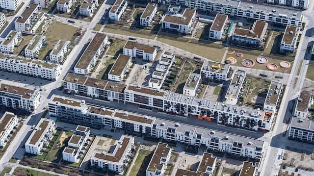 In München ist der Quadratmeterpreis für Wohneigentum am höchsten