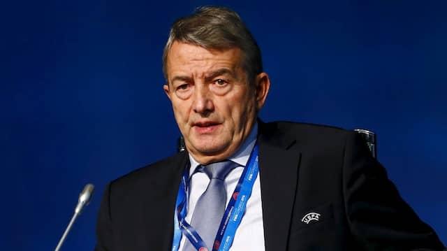 """Die Vorwürfe gegen ihn machen Wolfgang Niersbach """"persönlich zu schaffen""""."""