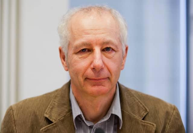 Der Ökonom Ulrich van Suntum
