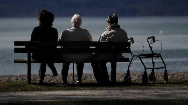 Für wen reicht die Rente?